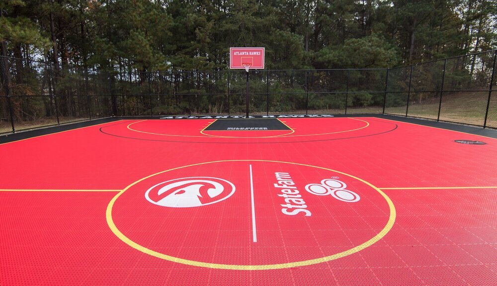 Open Basketball Courts In Atlanta Right Now Squadz