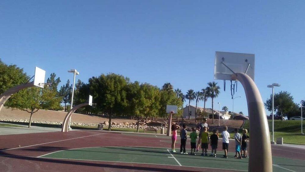 Open Basketball Courts In Las Vegas Right Now Squadz