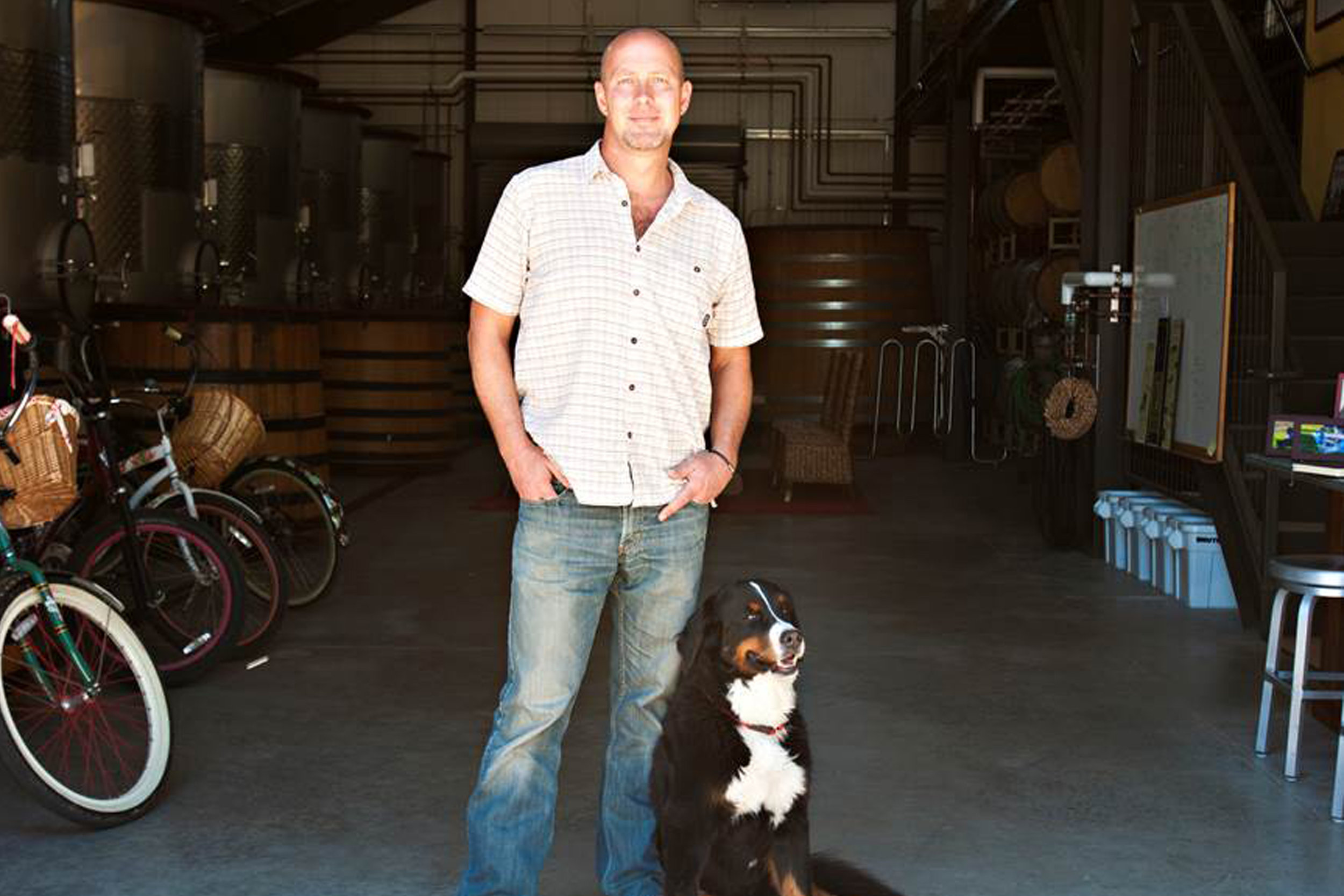 James MacPhail - Winemaker