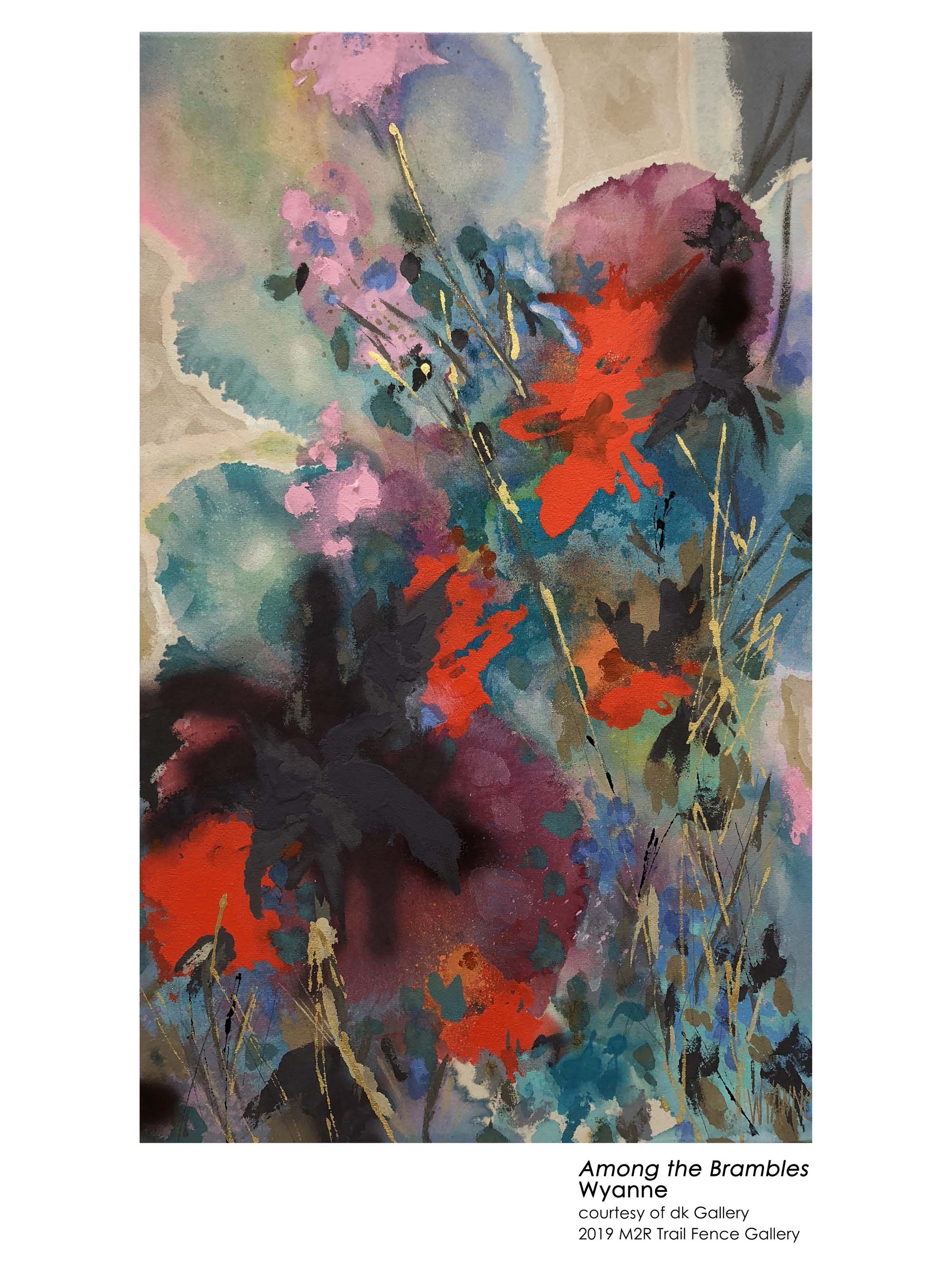 Wyanne_Among the Brambles _37X23_Mixed Media on Canvas.jpg