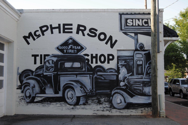 McPherson Tire Shop