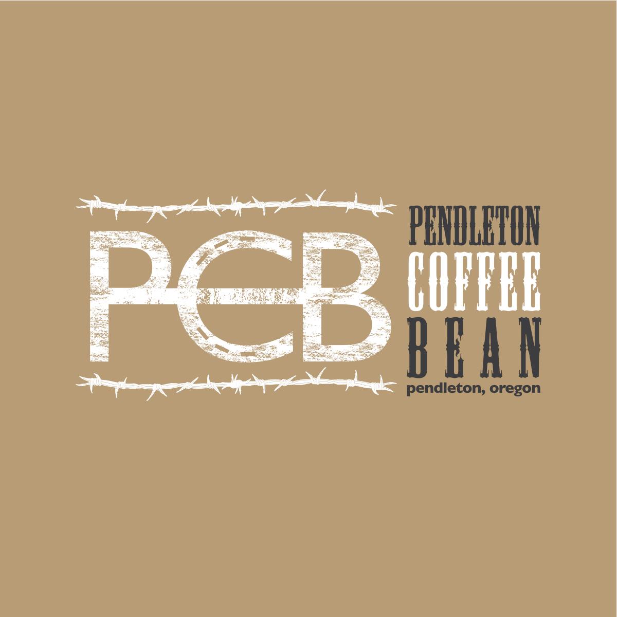 Pendleton Coffee Bean   Logo and package design. Pendleton, Oregon.