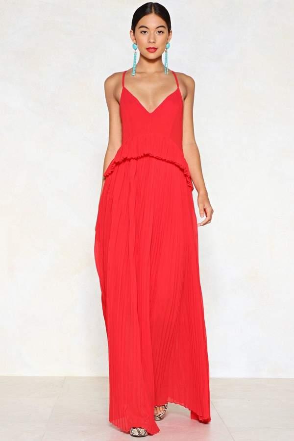 Nasty Gal dress, $90