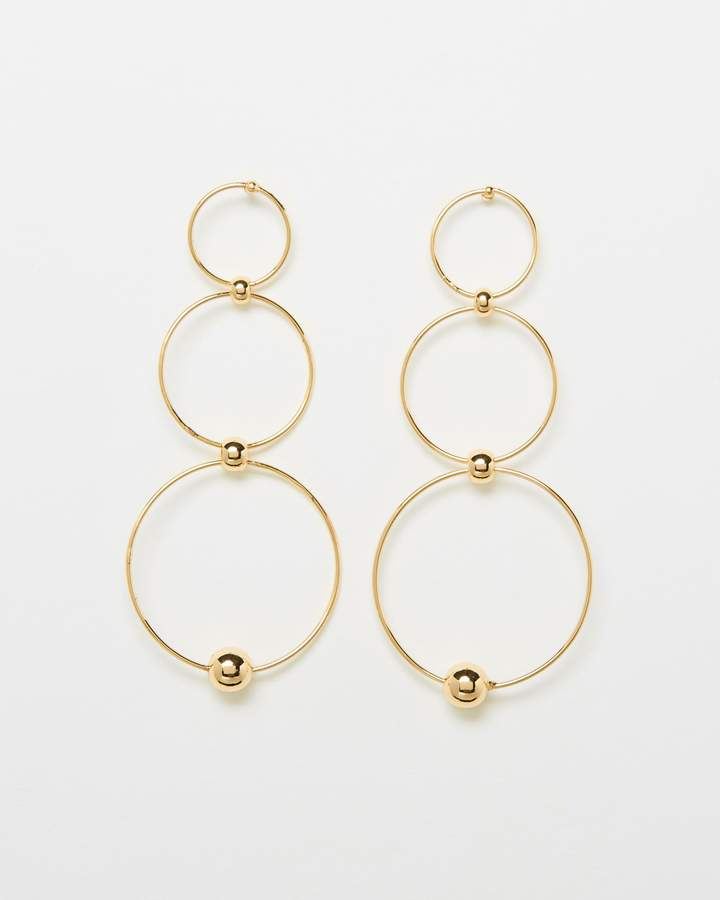 Samantha Wills earrings, $69