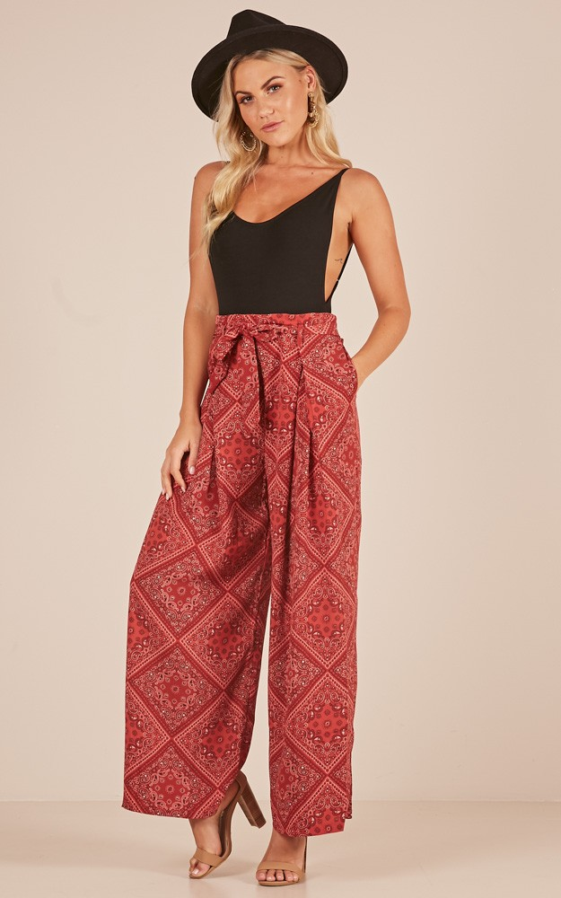 Showpo Pants, $69.95