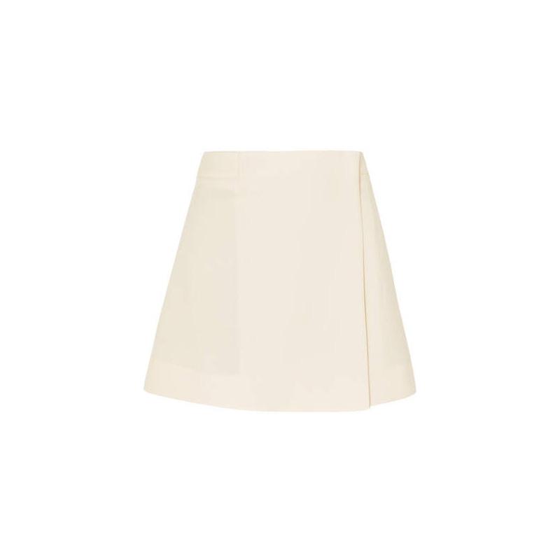 Joseph Wool Mini Skirt, $230.44