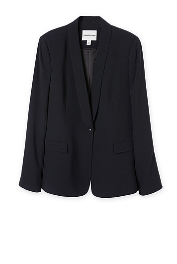 Country Road suit jacket, $299