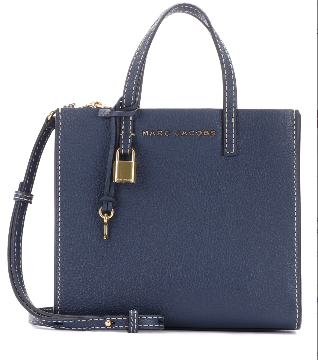 Marc Jacobs leather tote, $480