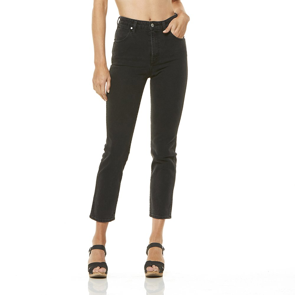 THE CROPPED STRAIGHT: Wrangler, $129.95