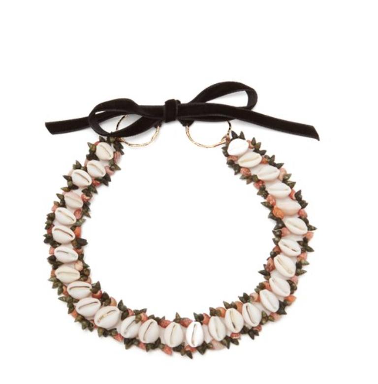 Heimat Atlantica necklace, $217