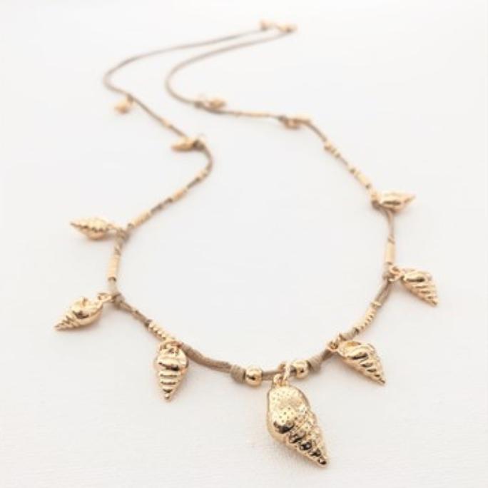 Adorne necklace, $44