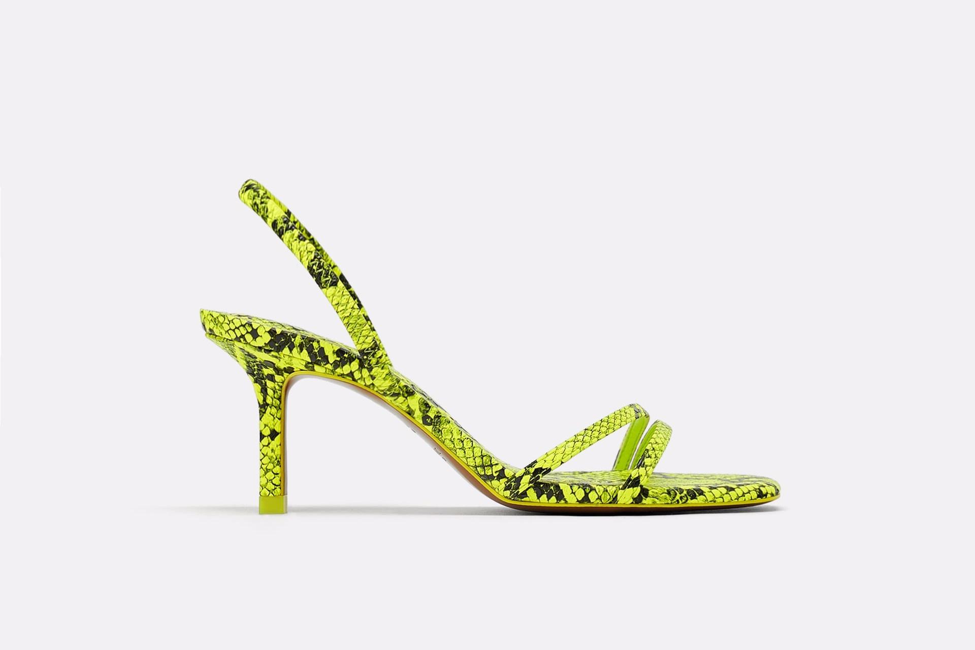 Zara shoes, $69.95