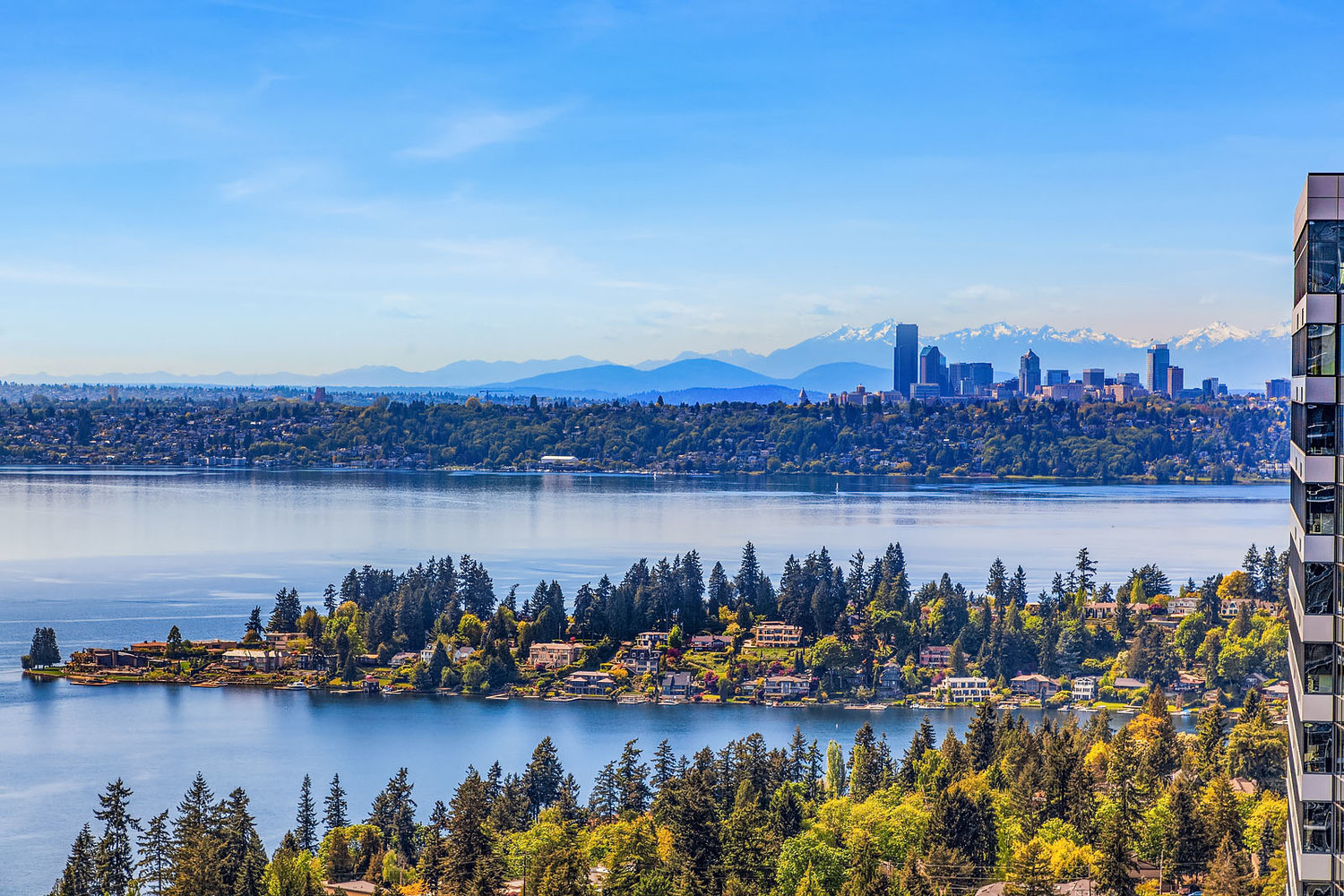 Bellevue, WA | Sold for $2,500,000