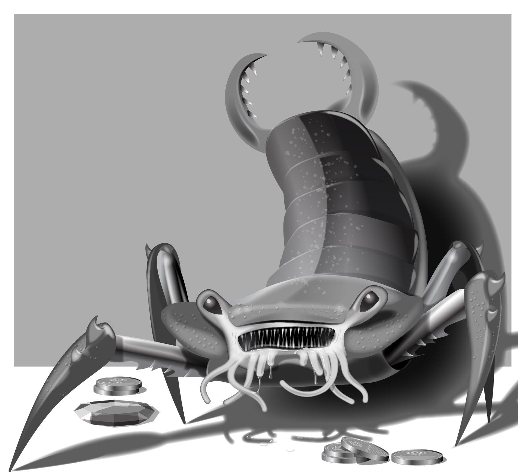 Scorpion Crab