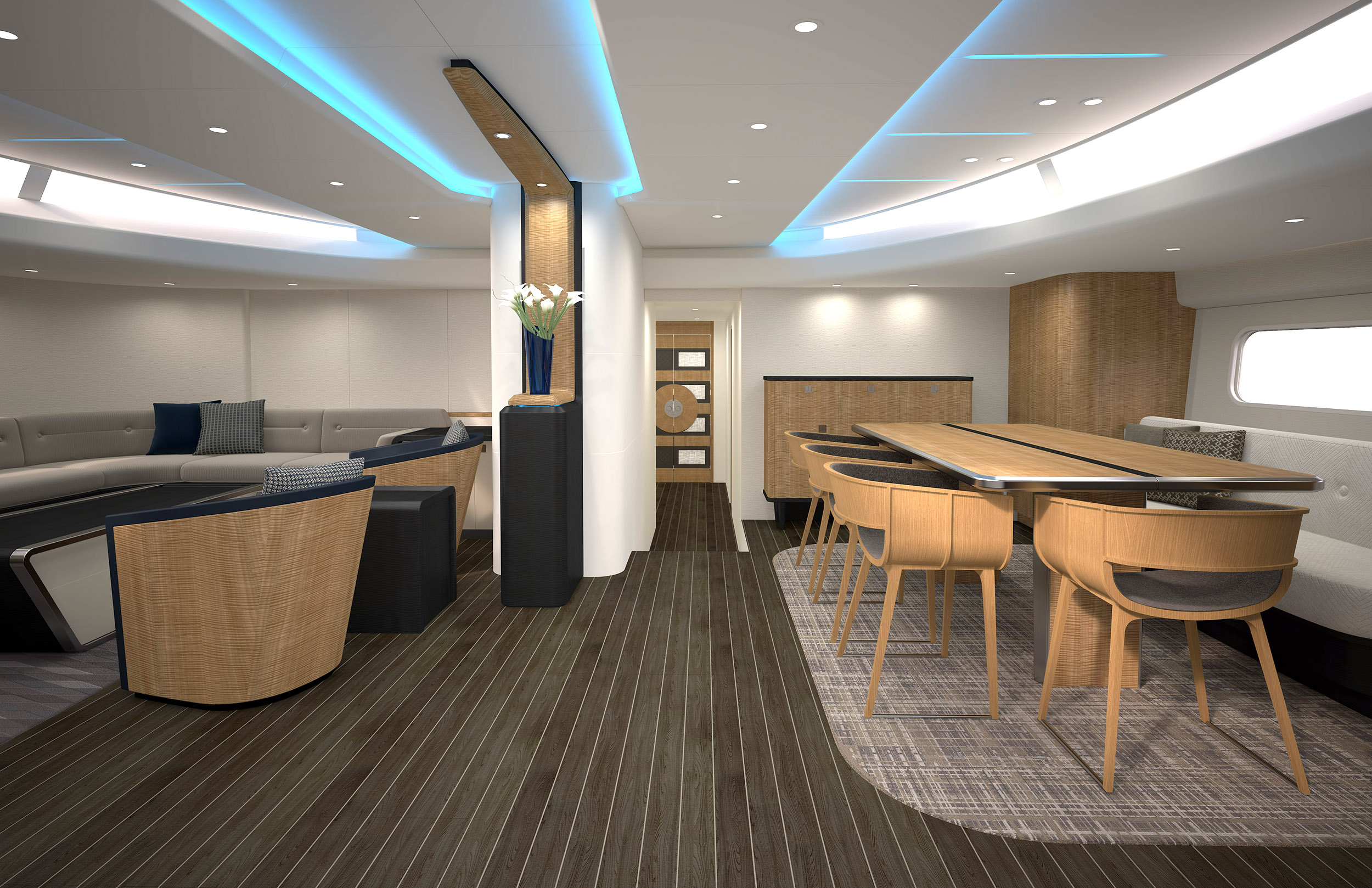 Dining and Lounge
