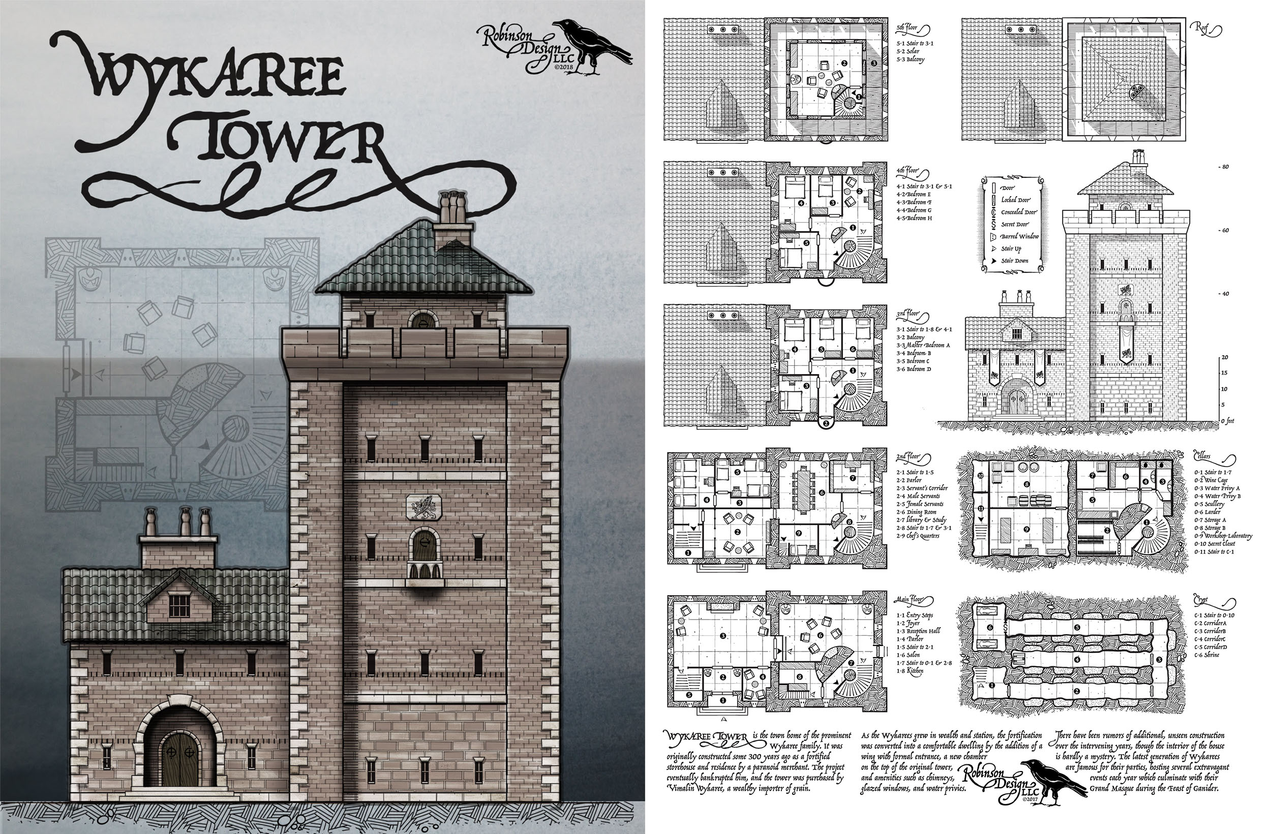 Wykaree Tower