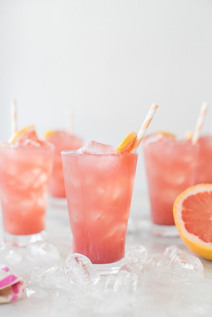 Grapefruit Tequila Slammer (Skinny)   Higher Level Living