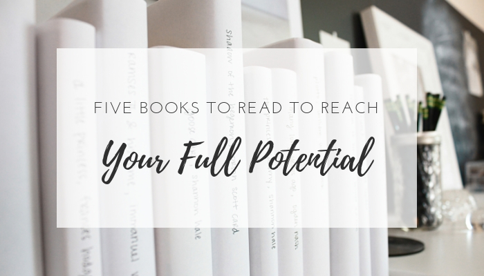 5 must read books to reach your full potential in life
