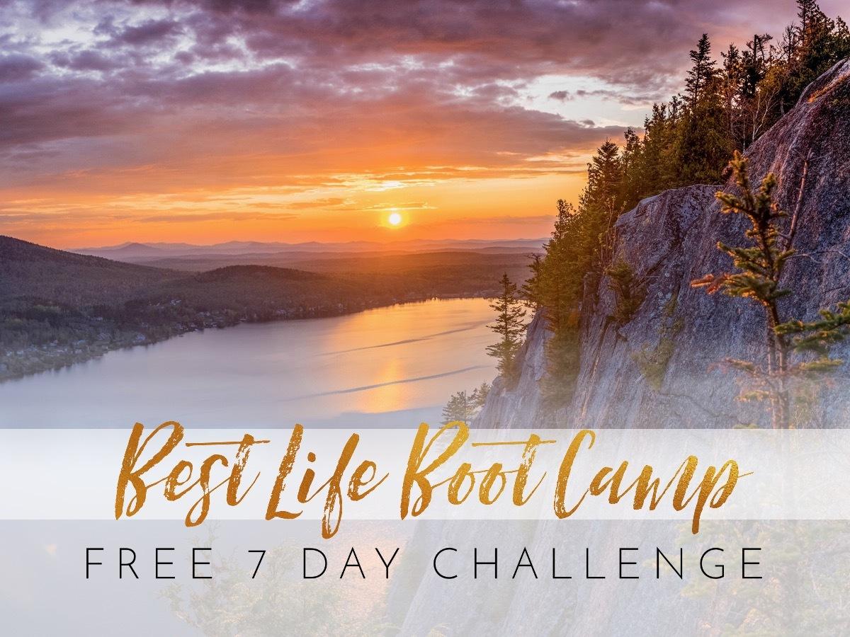 Best Life Boot Camp | Higher Level Living Blog