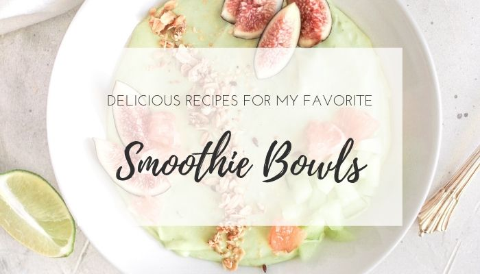 Delicious Smoothie Bowl Recipes