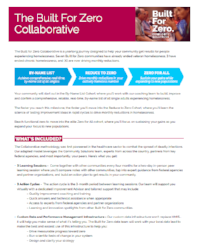 Download and print this document to provide an overview to partners!