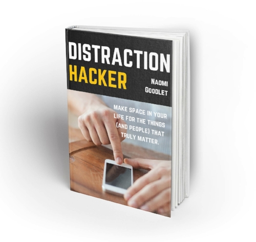 Distraction Hacker