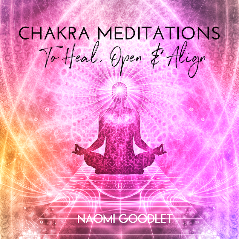 Buy Chakra Meditation Album — Naomi Goodlet