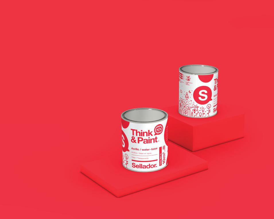 Sellador - Deja tu superficie lisa y lista paranuestros productos.Ver producto