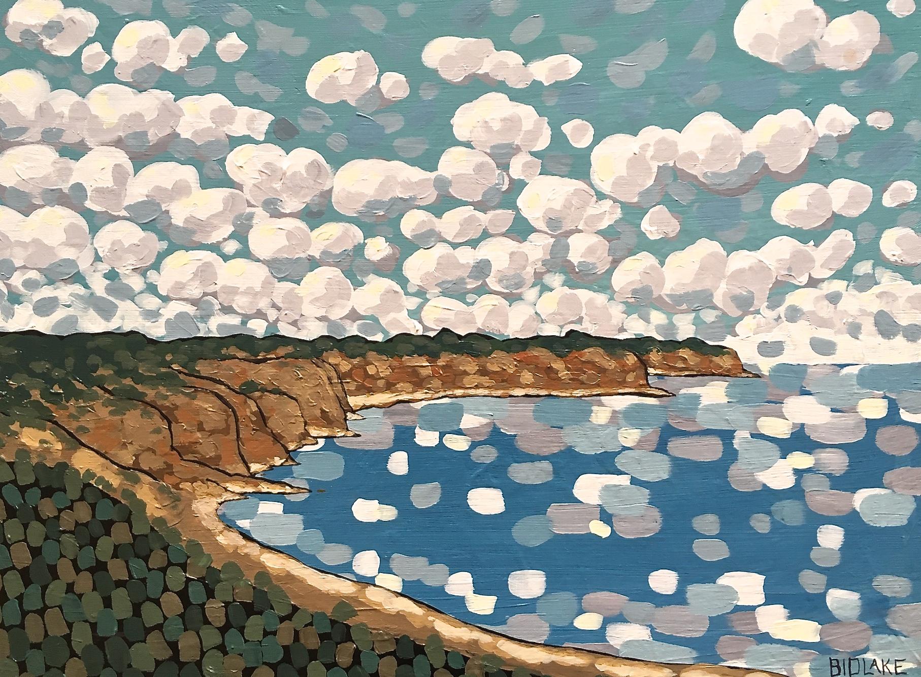 """'East Coast' Sold 18x24"""" acrylic on canvas"""