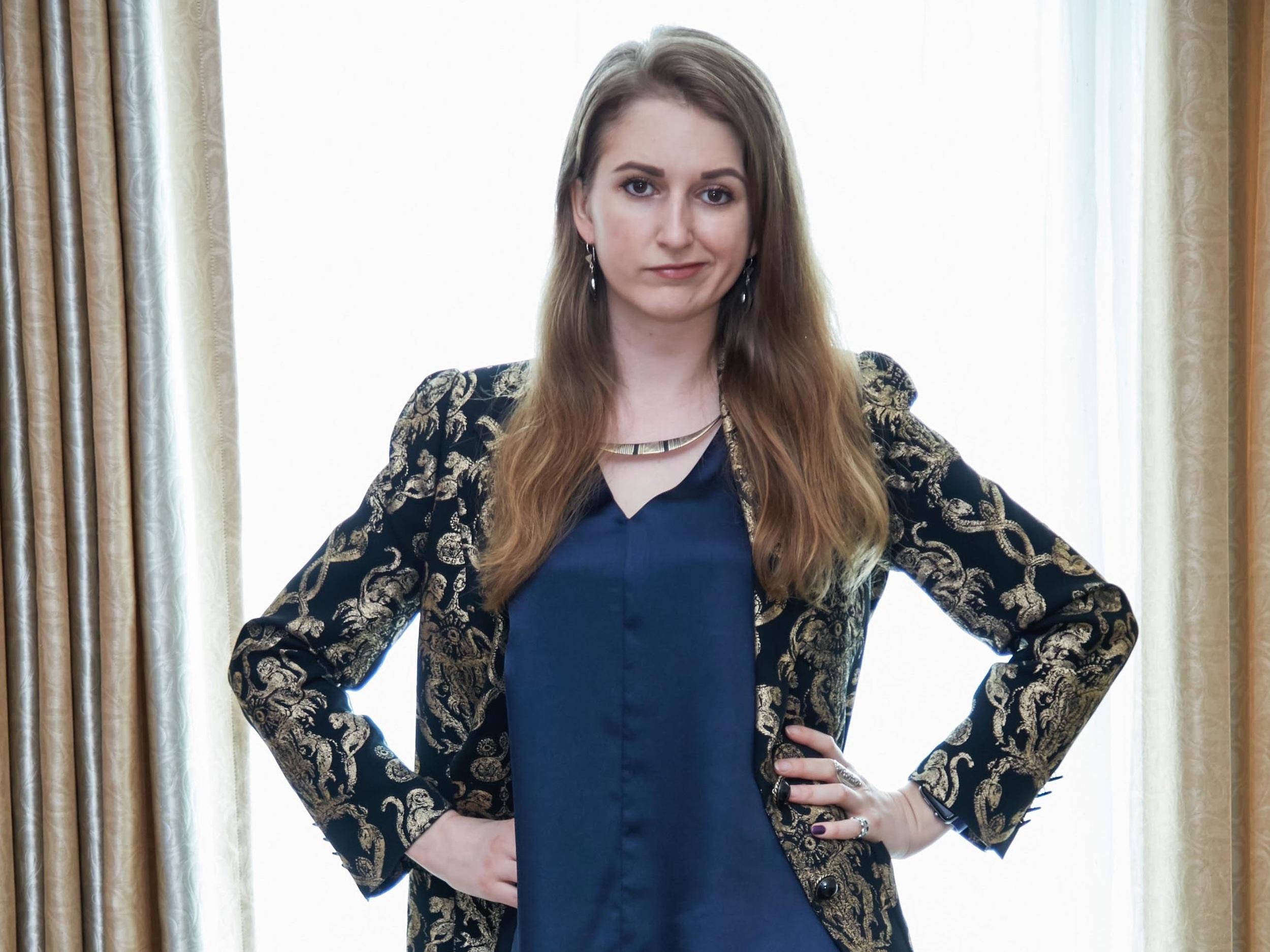 Heather Morgan, CEO SalesFolk