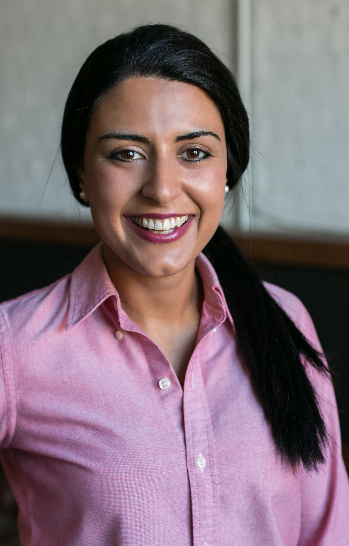 May Samali, COO New Ventures