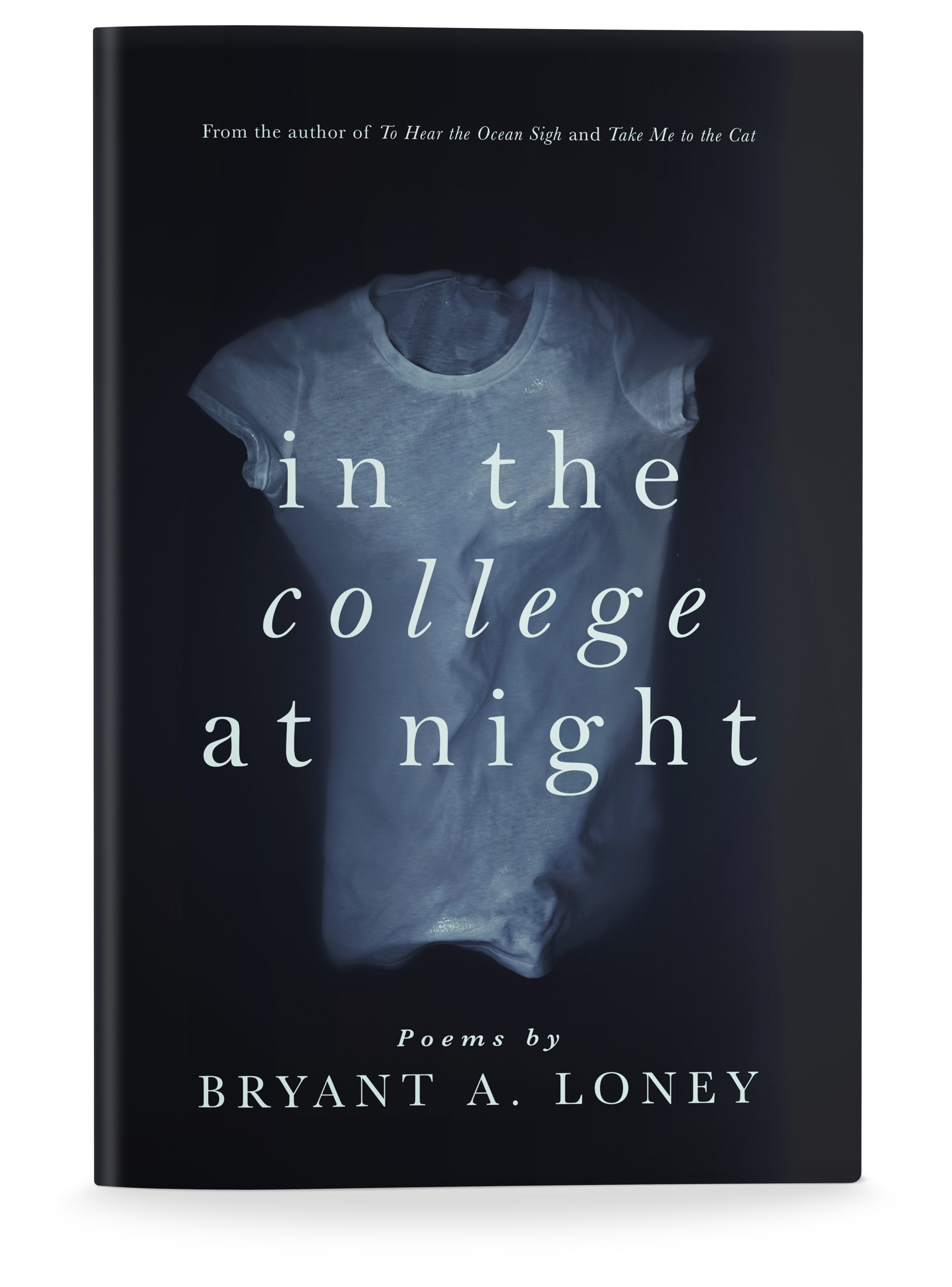 In the College at Night - ________________________Authored by Bryant A. LoneyPublished by PeppernellIn the College at Night is about a young man's coming of age within the complexities of campus life.Full of pathos, poignancy, and provoking introspection, this poetry collection guides readers through the quiet magic of a summer romance, the generational restlessness of packed parties, the angst of a hopeless relationship, and the self-reflection of graduation afternoon. In the style of spoken word poets such as Phil Kaye and Rudy Francisco, Loney's poems capture the clumsiness and spirit of today's youth and their rampaging wild hearts.