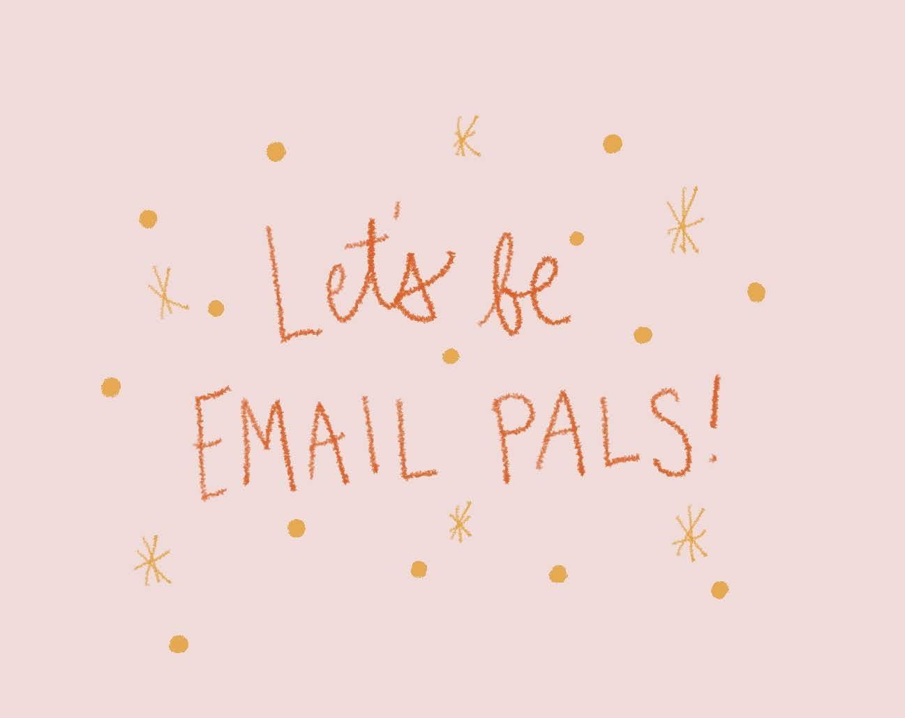 Sign up here to keep in touch! - I'll send you an email about once a month with some treats and an update from the studio, and also you'll be the first to know when new patterns and products are released! The best way to keep in touch!
