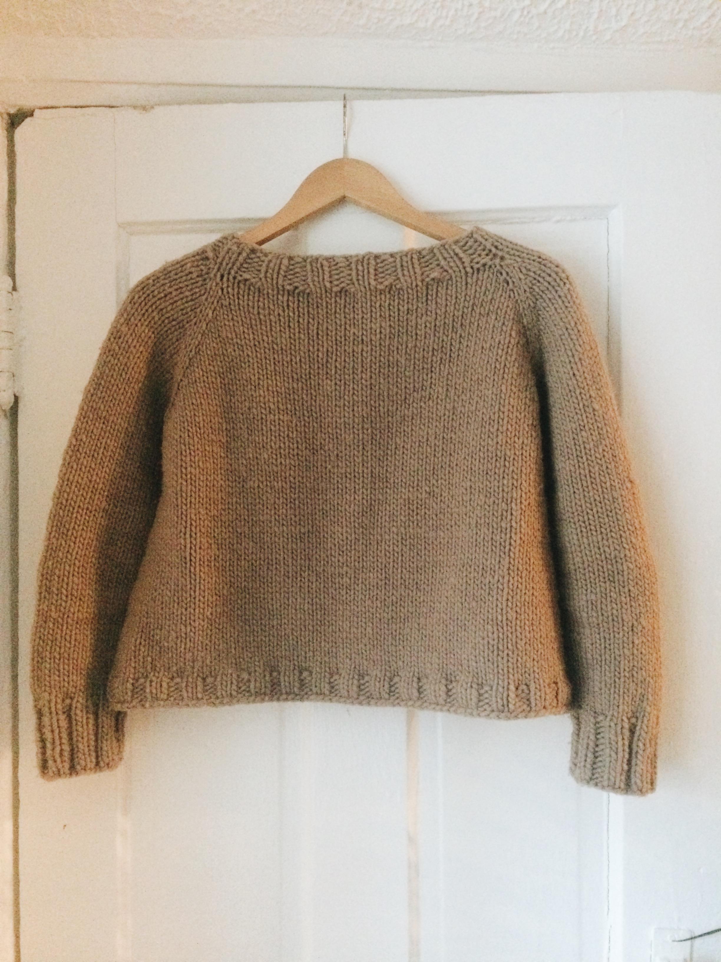 agnes sweater / 2017