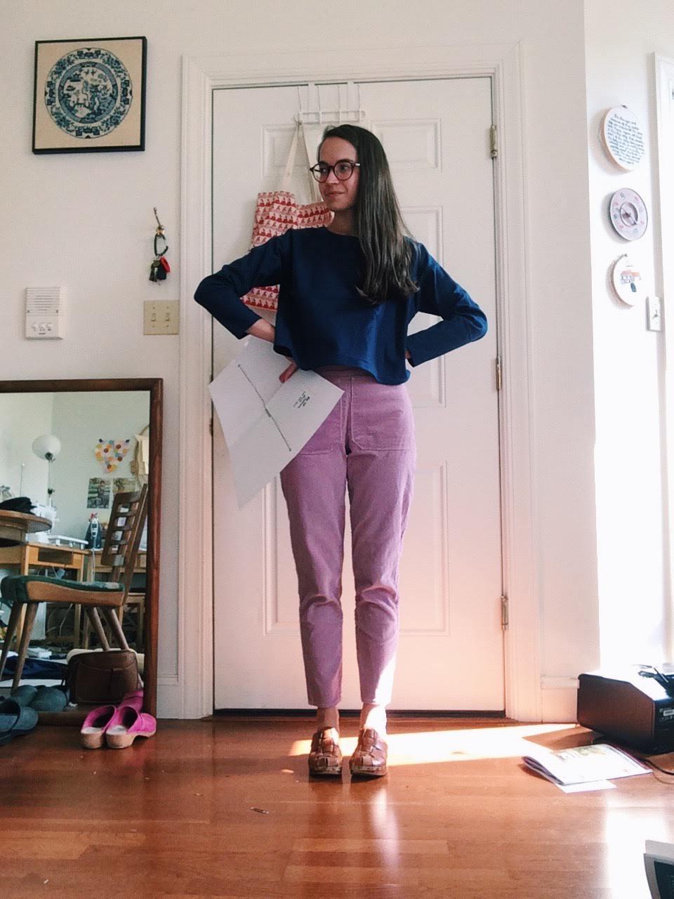 studio pants / 2018