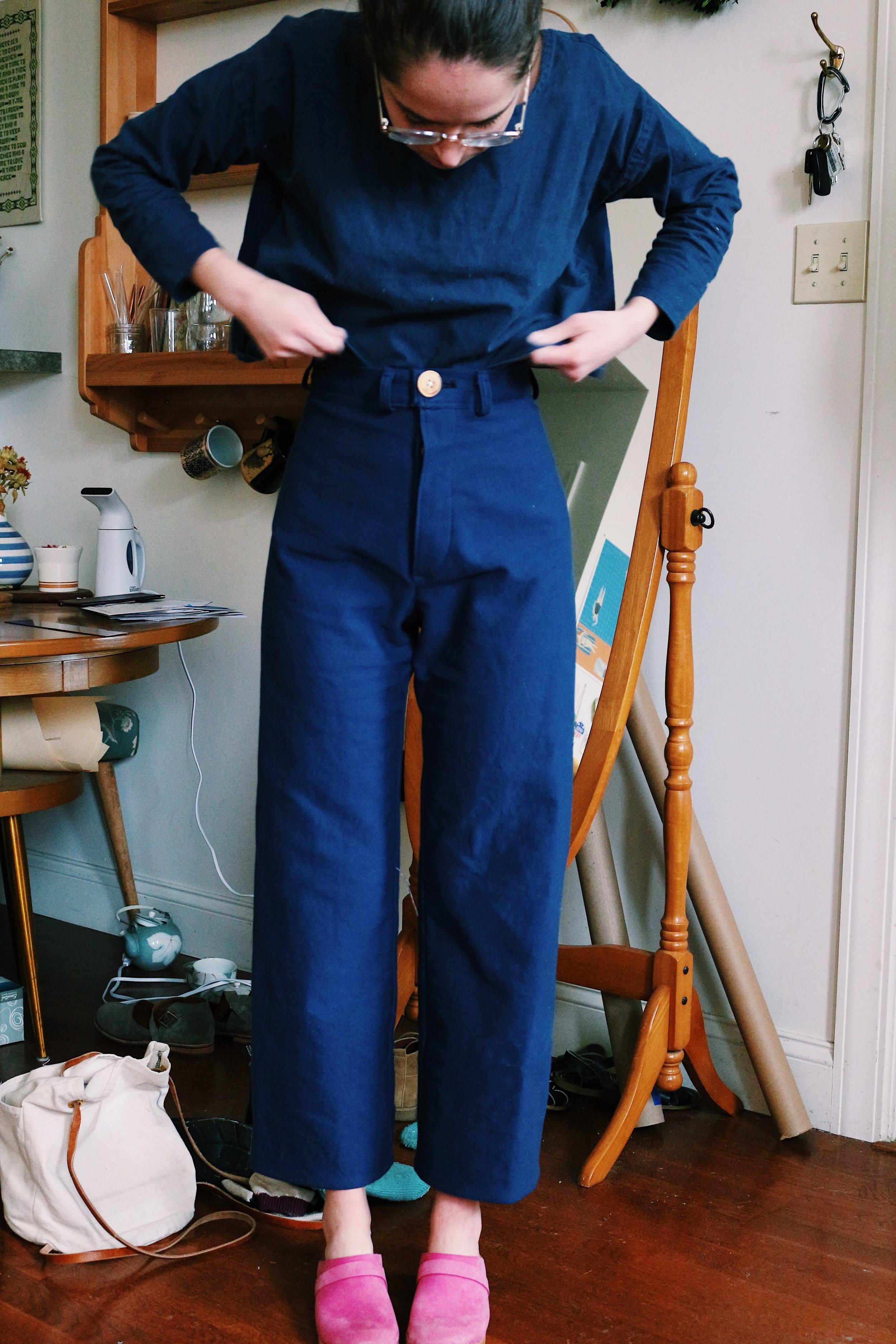 persephone pants / 2019
