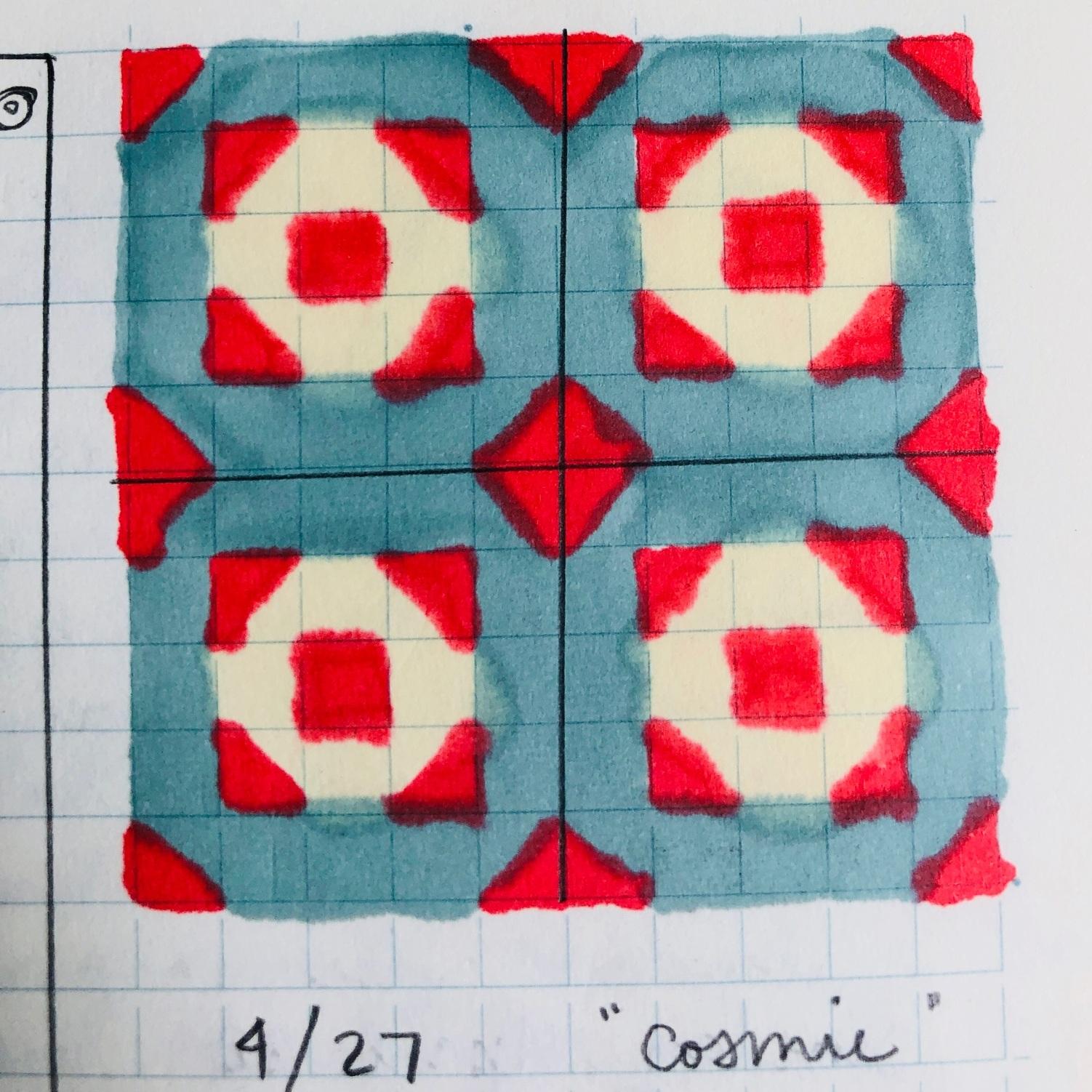 """""""cosmic"""" 4/27/19"""
