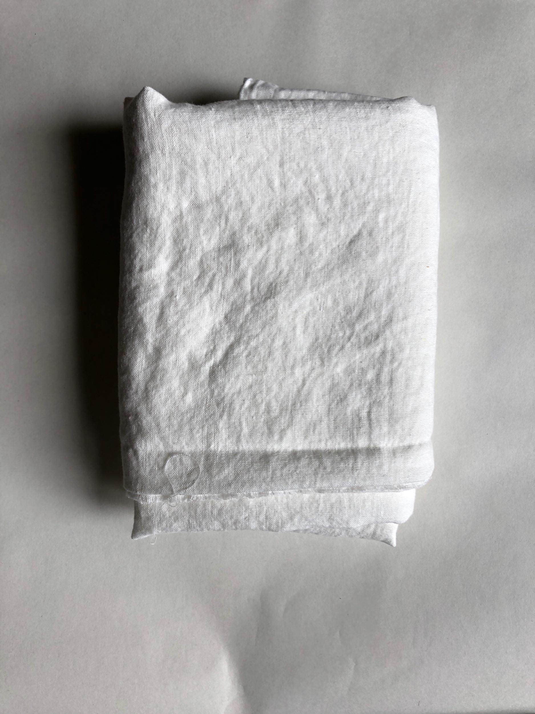 204 soft white linen