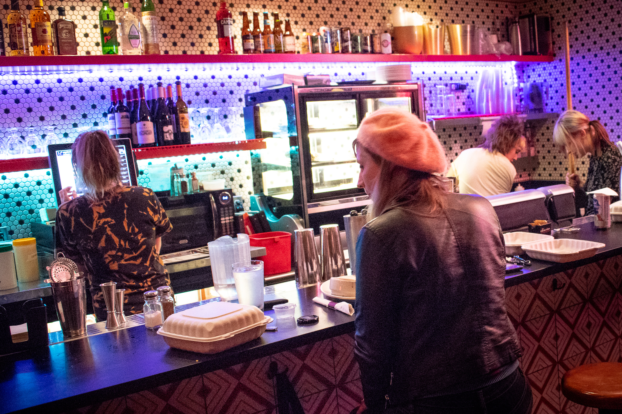 Uprooted-Traveler-Vegan-Food-Guide-Chicago-Chicago-Diner-counter-boystown.jpg