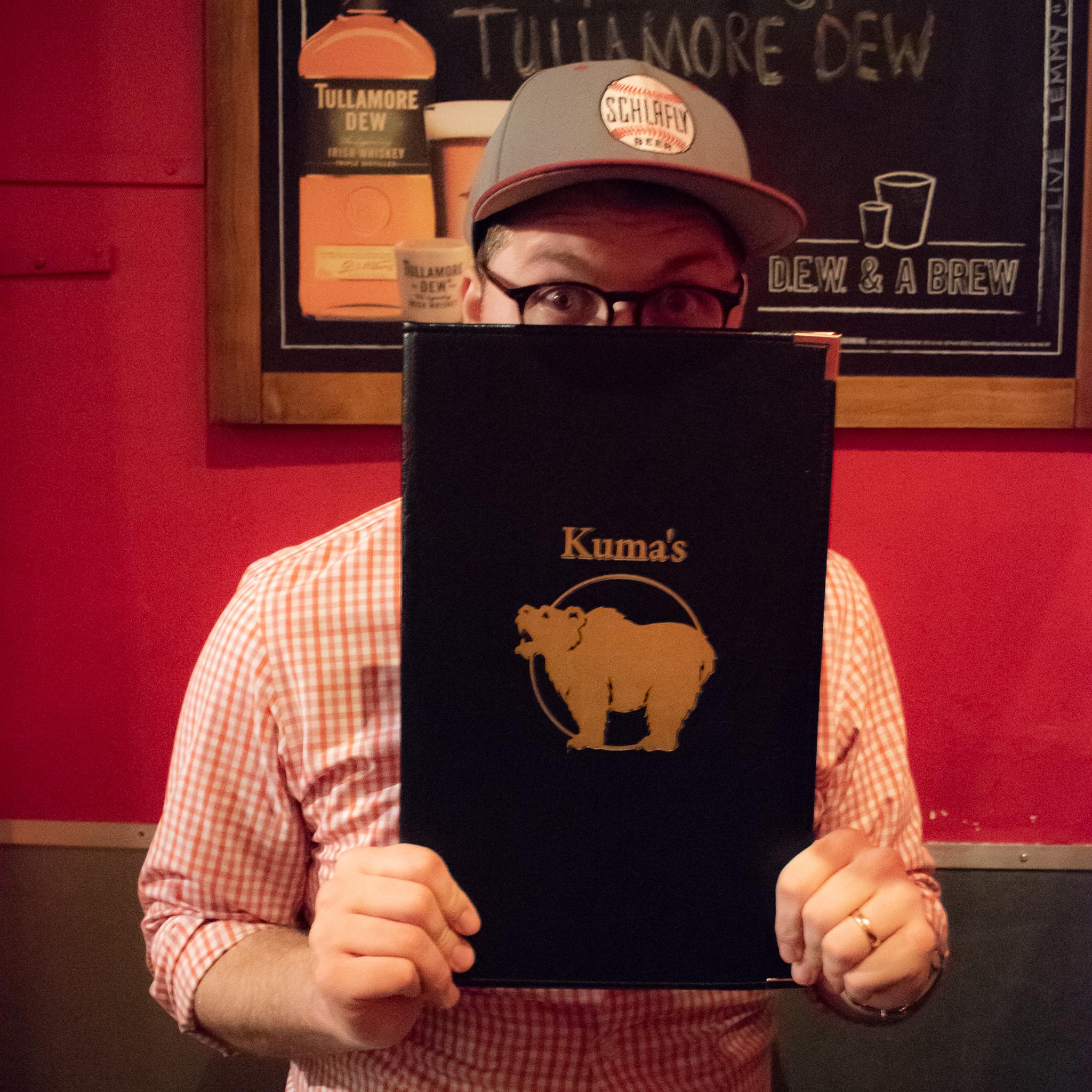 Uprooted-Traveler-Vegan-Food-Guide-Chicago-Kumas-Corner-menu-impossible.jpg