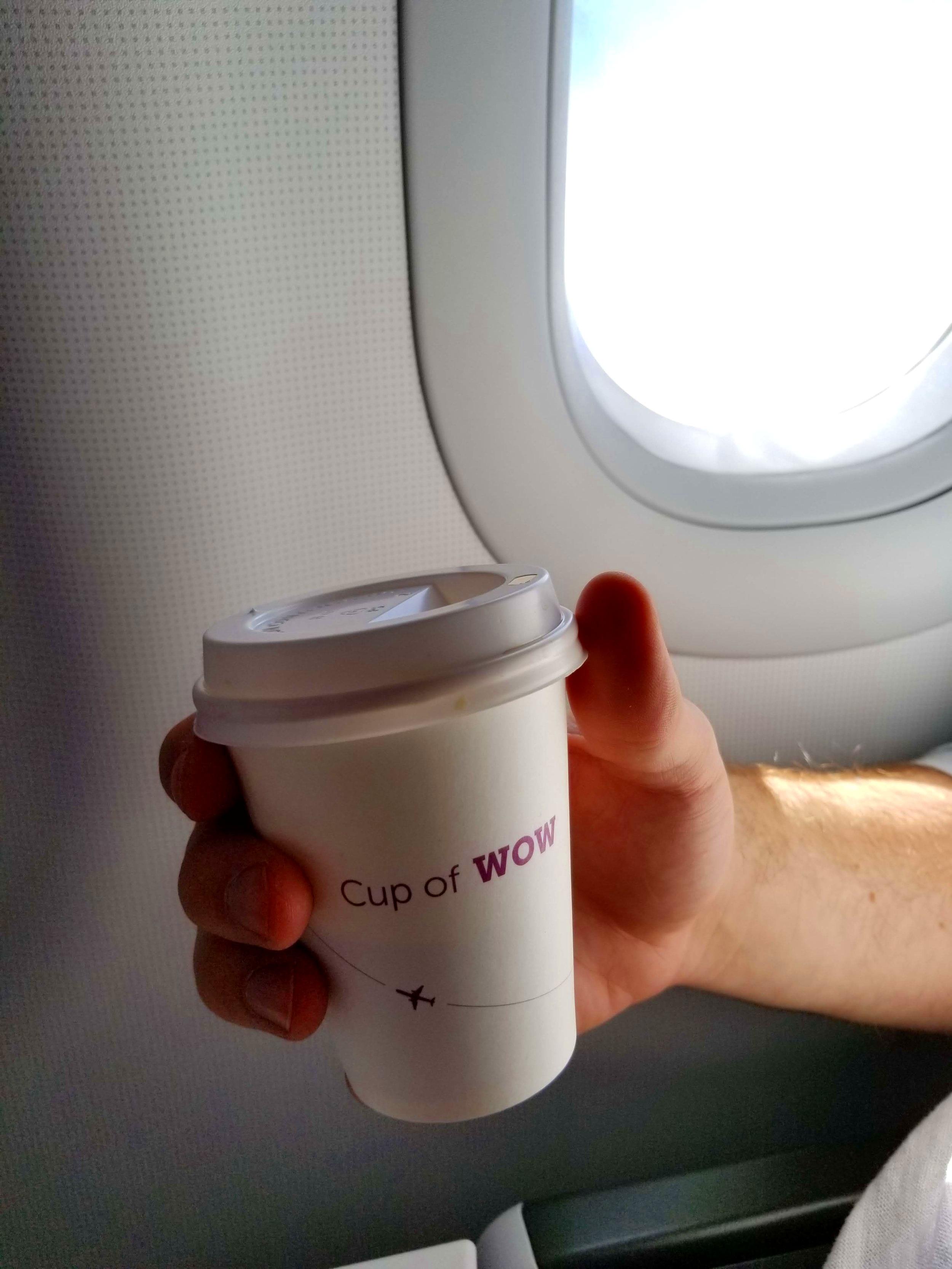 uprooted-traveler-flying-vegan-on-wow-air-coffee.jpg