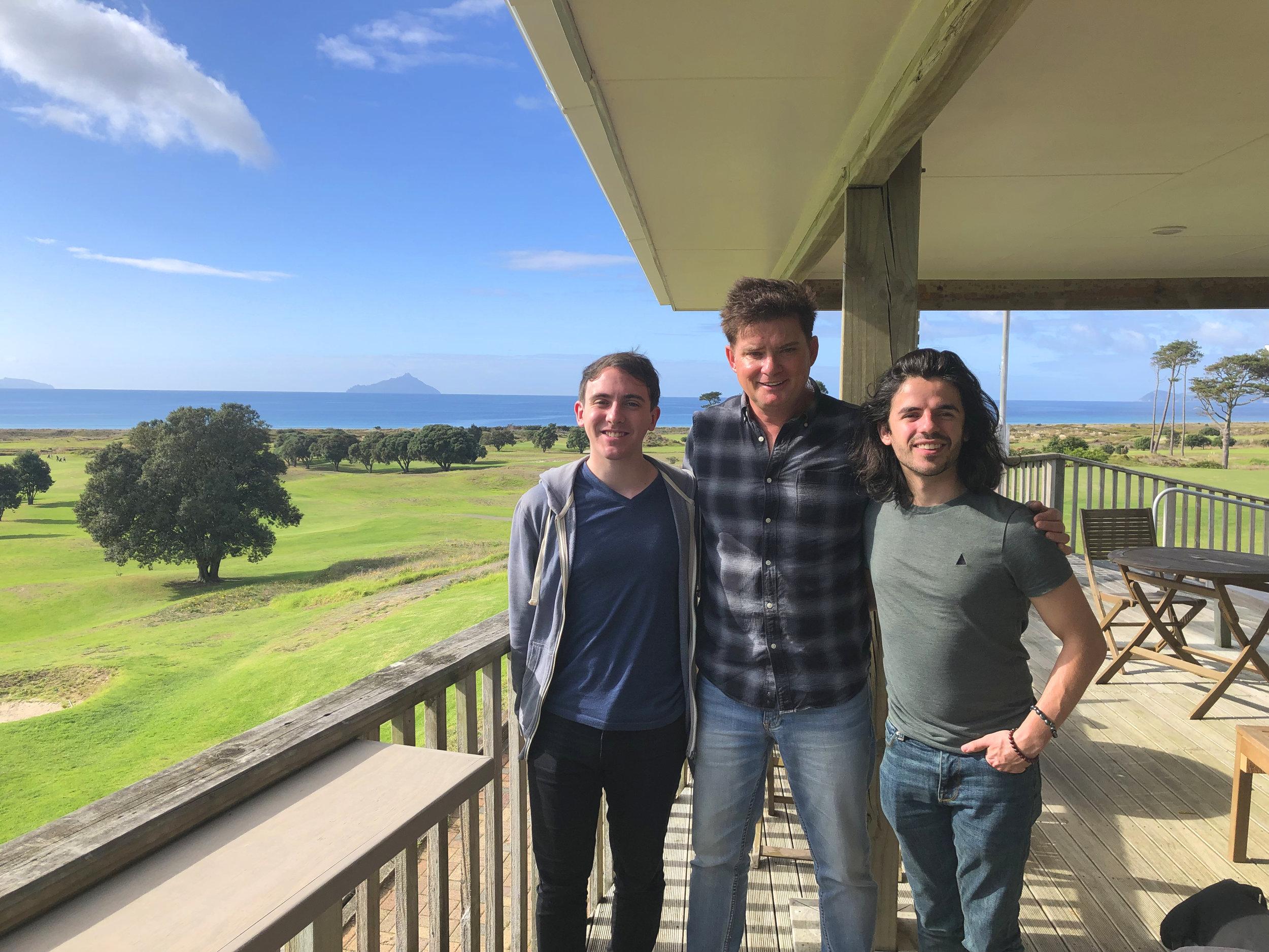pete, chris dennis golf club NZ.jpg