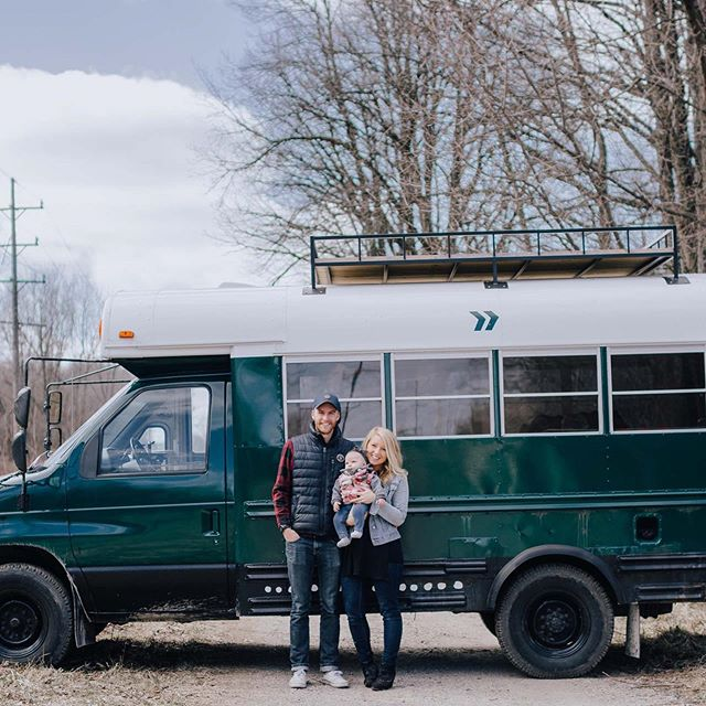 After running into Shelby Kregel selling her prints at the Fulton Street Farmers Market, we sat down for a conversation with her at Light Gallery + Studio. To learn more about her life as an artist—including her life on the road in The Green Bus, a smaller school bus converted into a traveling tiny home that she, her husband, and their toddler Daisy traveled in throughout the U.S. and Canada—while Shelby sold her artwork along the way.