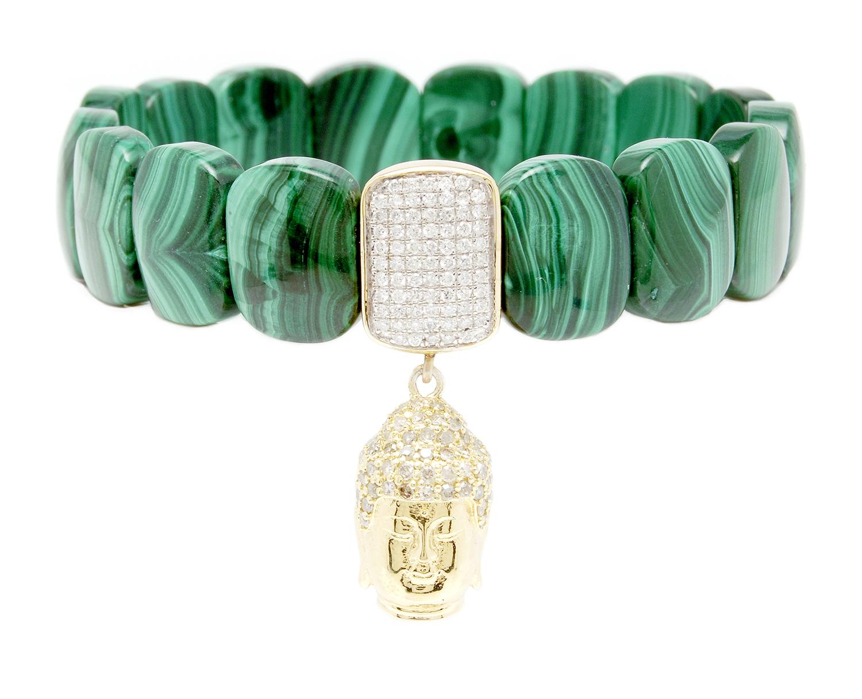 Copy of Golden Aphrodite Goddess Bracelet
