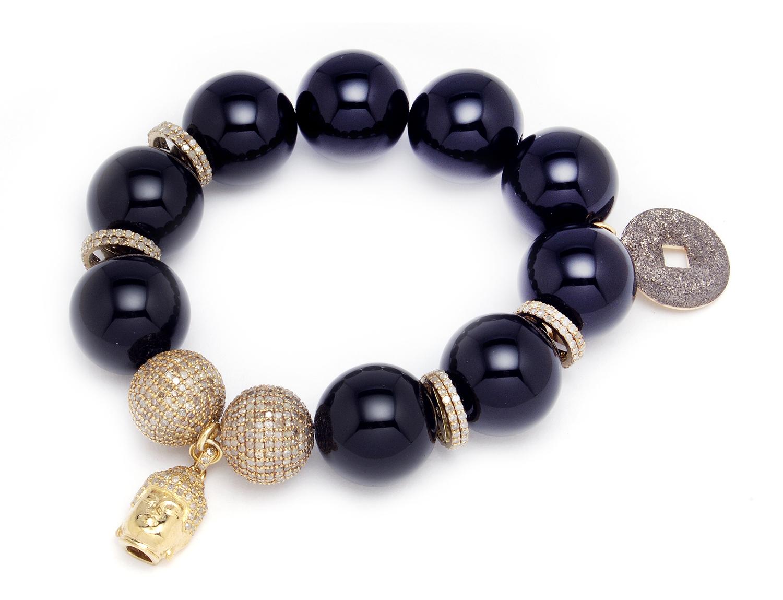 Copy of Golden Athena Goddess Bracelet