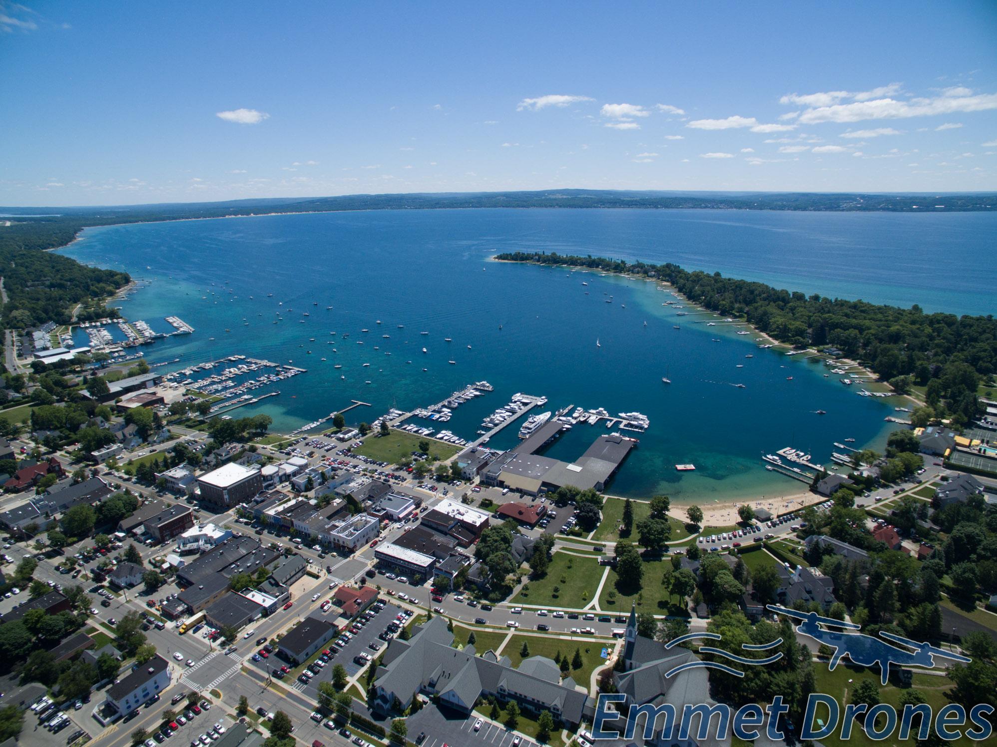 Harbor Springs Drone