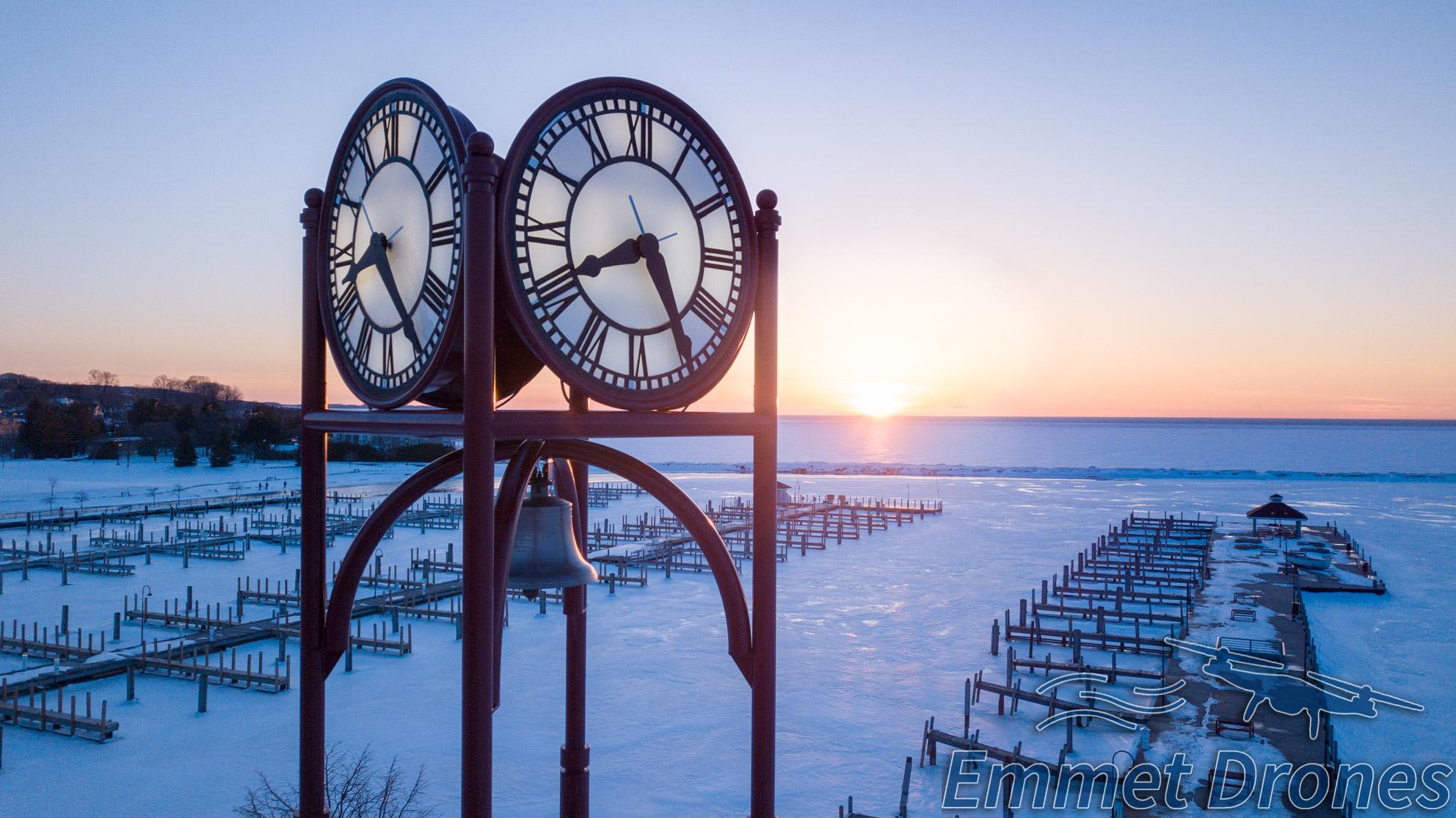 Petoskey Clocktower