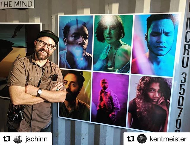 We're doing a little inception here with our repost today (repost of a repost) but we needed to share this awesome shot of one of our fabulous clients with his new series. We love everything about this! #Repost @kentmeister with @get_repost ・・・ Great day at @photovillenyc yesterday, thanks to those that came out this past week! There's still time to see the show, we'll be open again Sept 20-23 in Container 34! 🔥🗽🔥#chordalrefractions #thecolorof #photoville2018 #svadigitalphoto #Repost @jschinn with @get_repost ・・・ I love @kentmeister at @photovillenyc - Beautiful portraits on a beautiful day. Check out his work for one more week, under the Brooklyn Bridge in Booth 34.