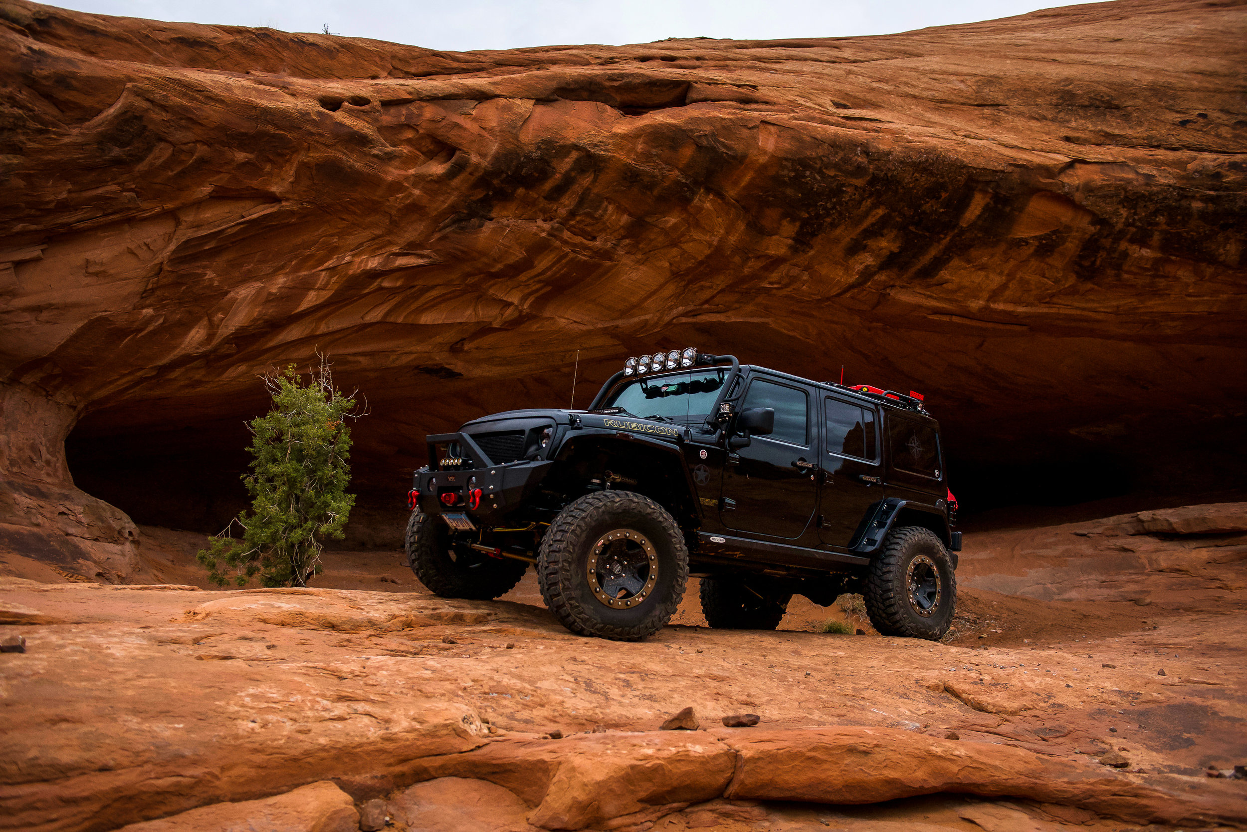 On Golden Spike Trail, Moab