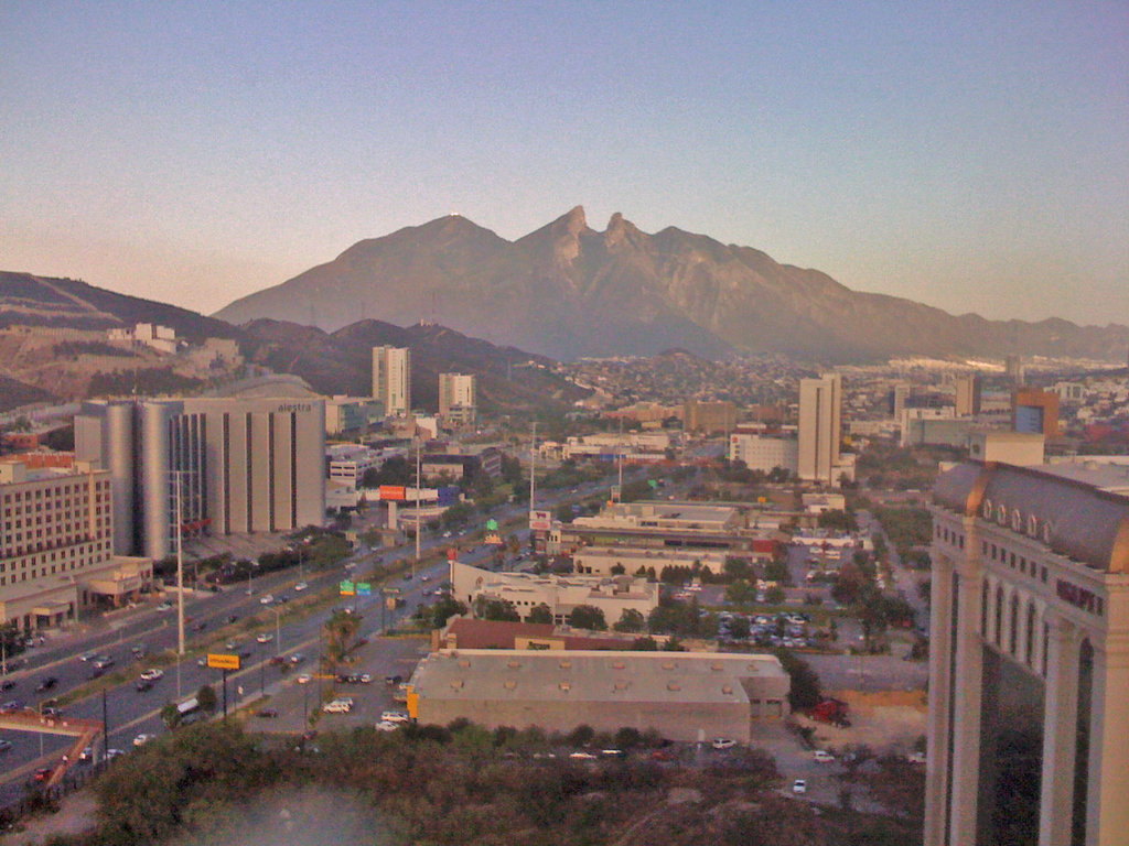 NORTH EAST MEXICO - MONTERREY